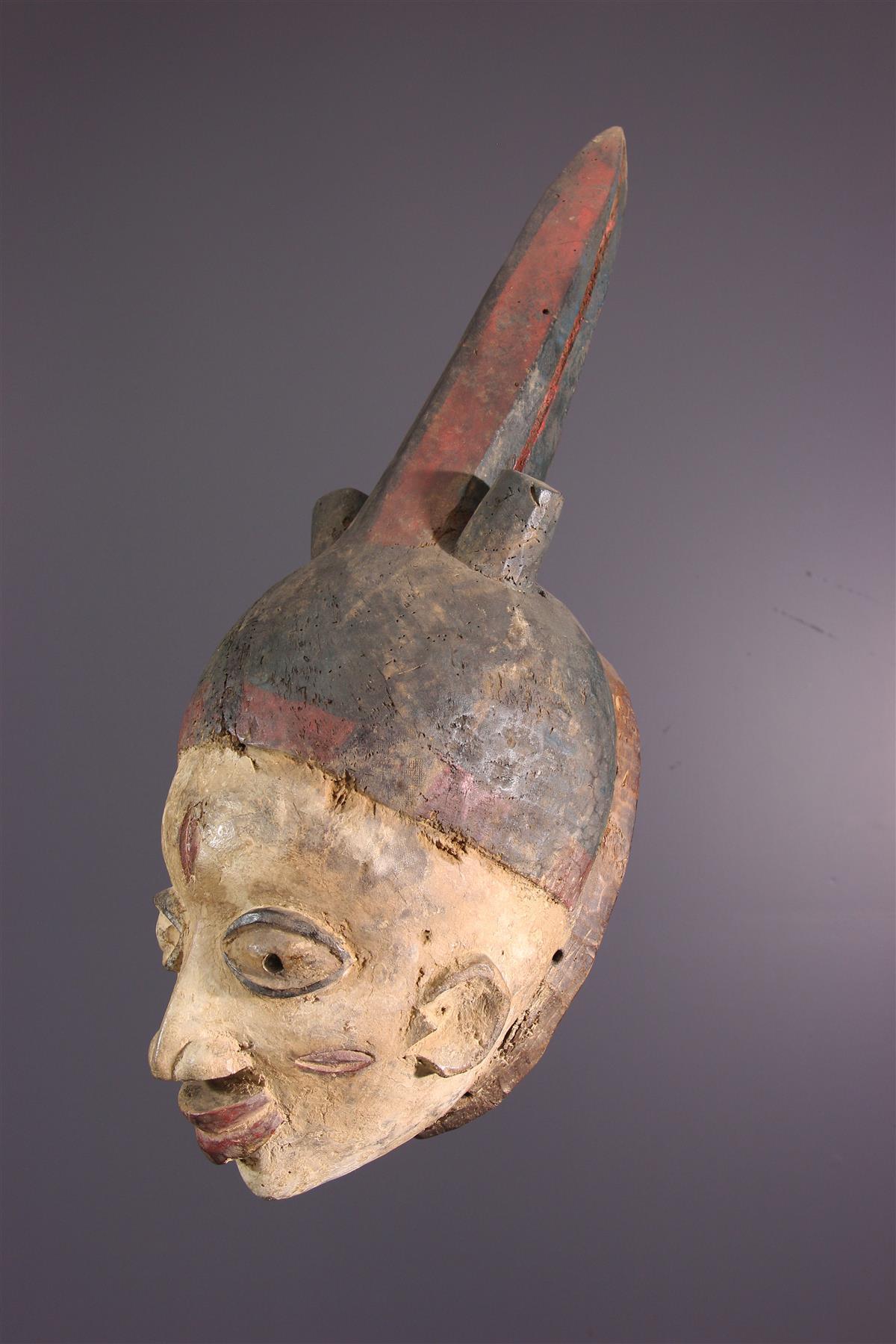 Masque Gelede - Art africain