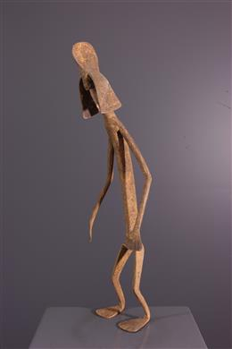 Art africain - Statue Lagana Mumuye
