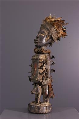 Statue fétiche Kongo Nkisi