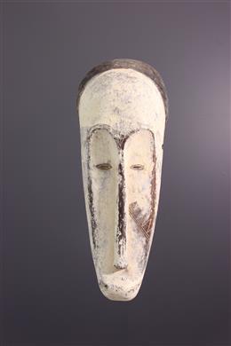 Masque heaume Fang du Ngil