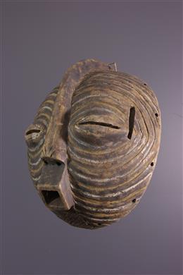 Masque Luba Kifwebe