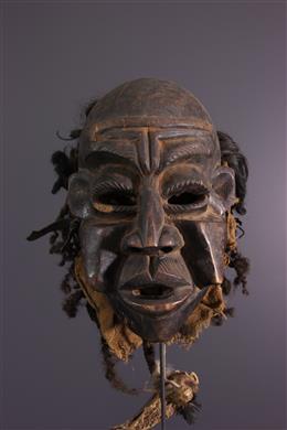 Masque Bamileke Bangwa Kunga