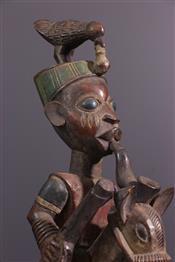 Statues africainesCavalier Yorouba
