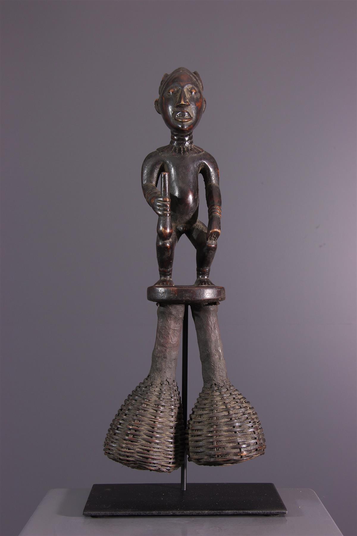 Hochet Bangwa - Art africain