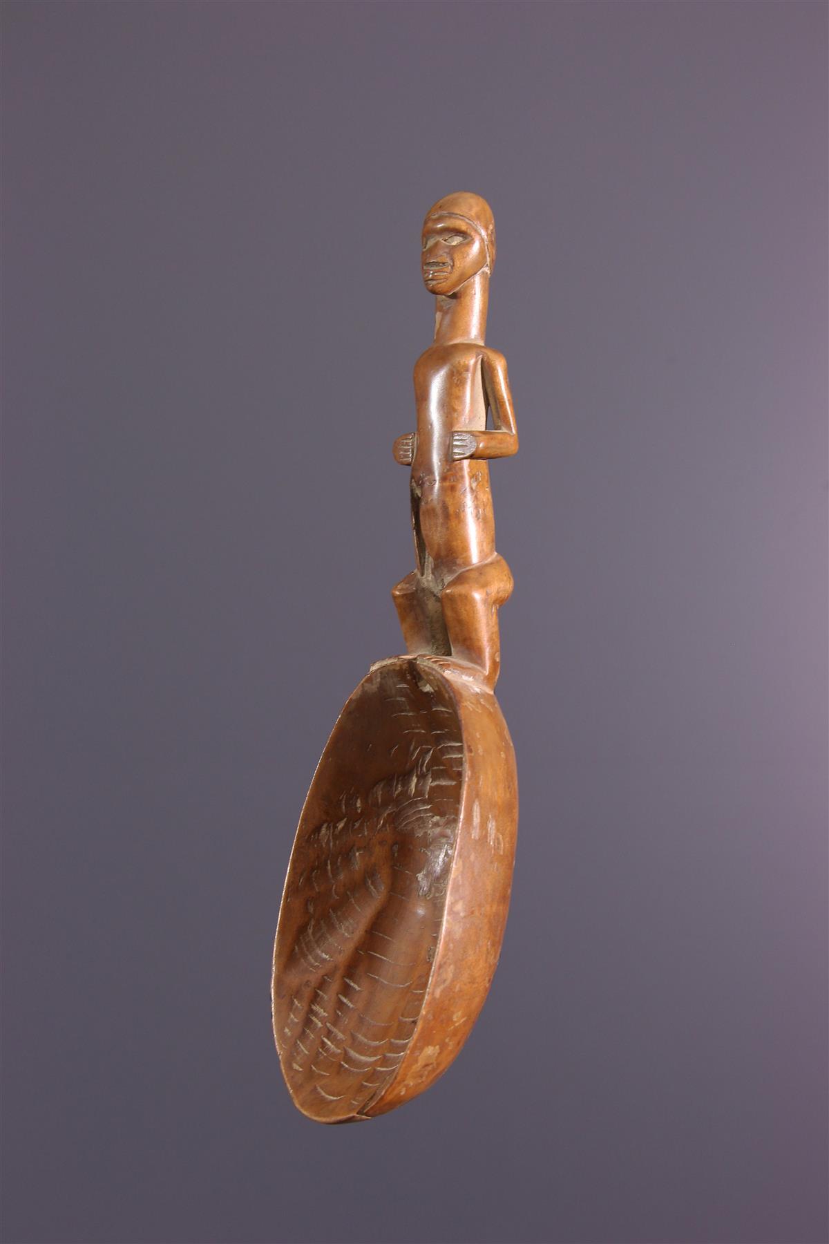 Cuillère Béembe - Art africain