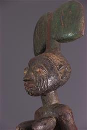Statues africainesSceptre Yorouba