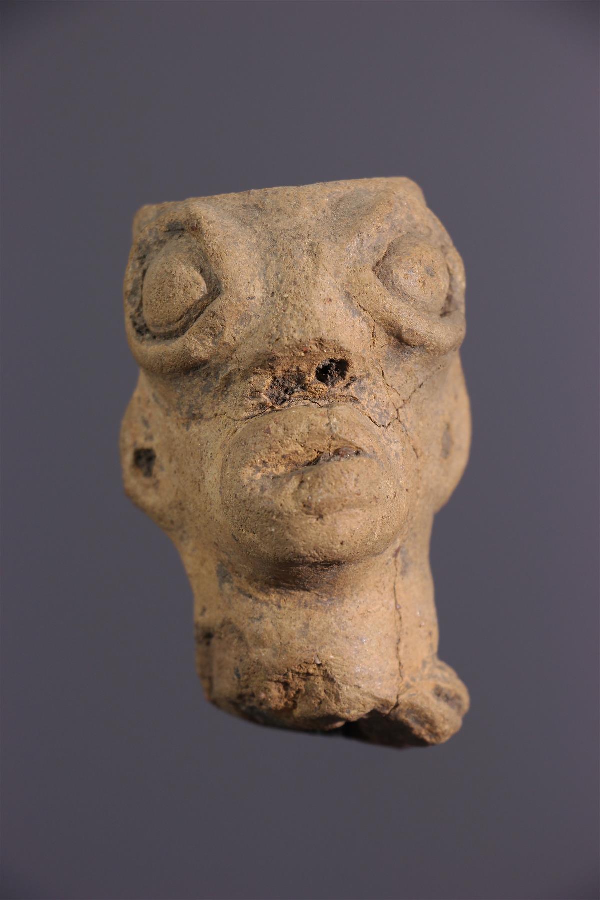 Tête Komaland - Art africain