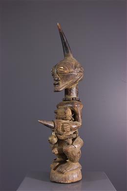 Statue fétiche Songye Nkisi