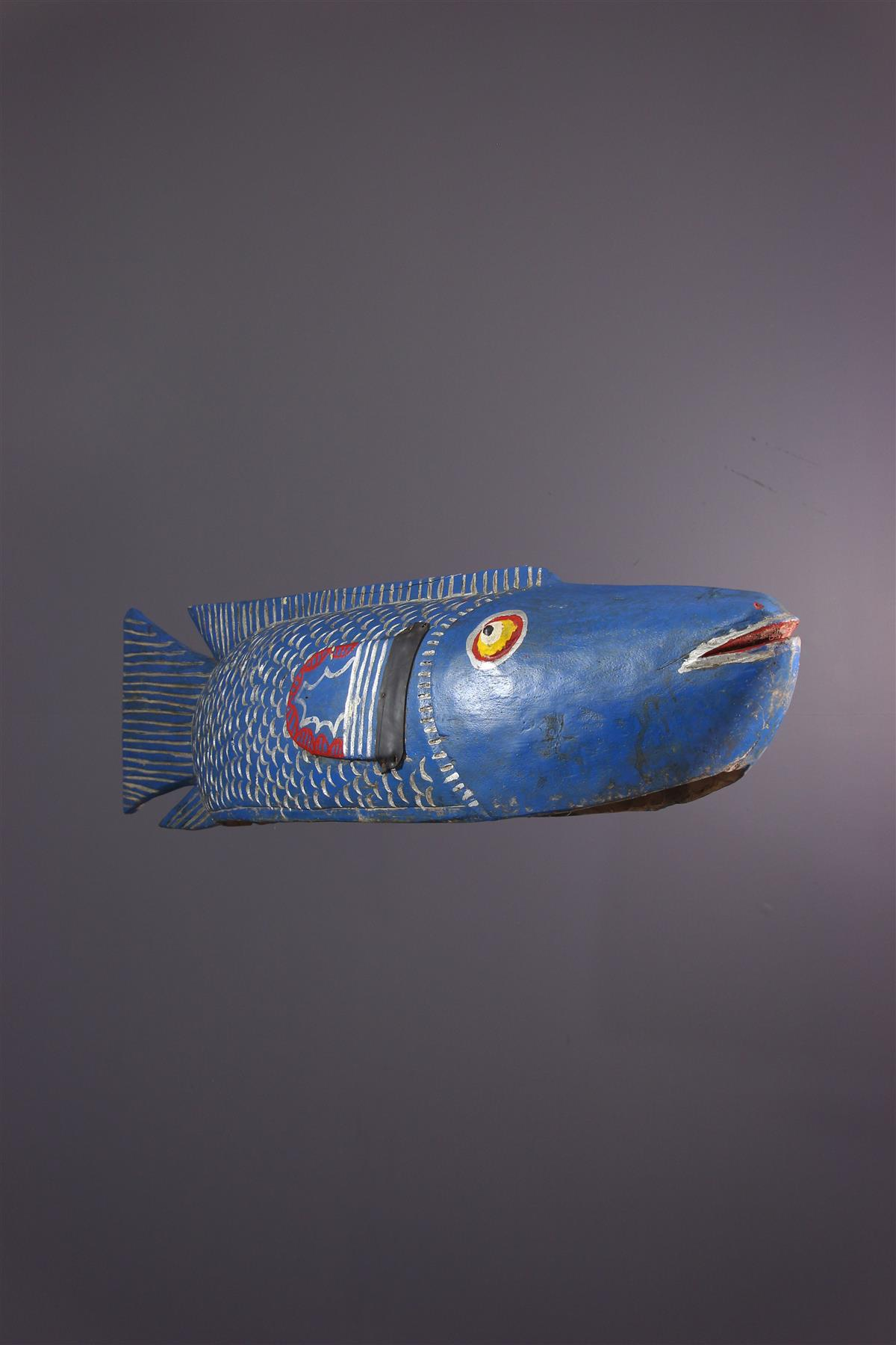 Masque Bozo - Art africain