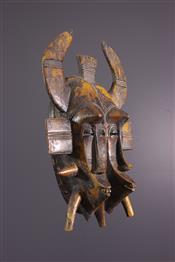 Masque africainMasque Senoufo