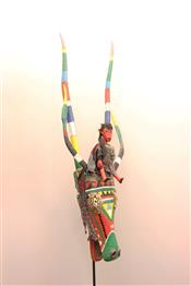 MarionnettesMasque Bozo