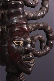 Masque africainMasque Ekoi