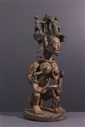 Statues africainesMaternité Igbo