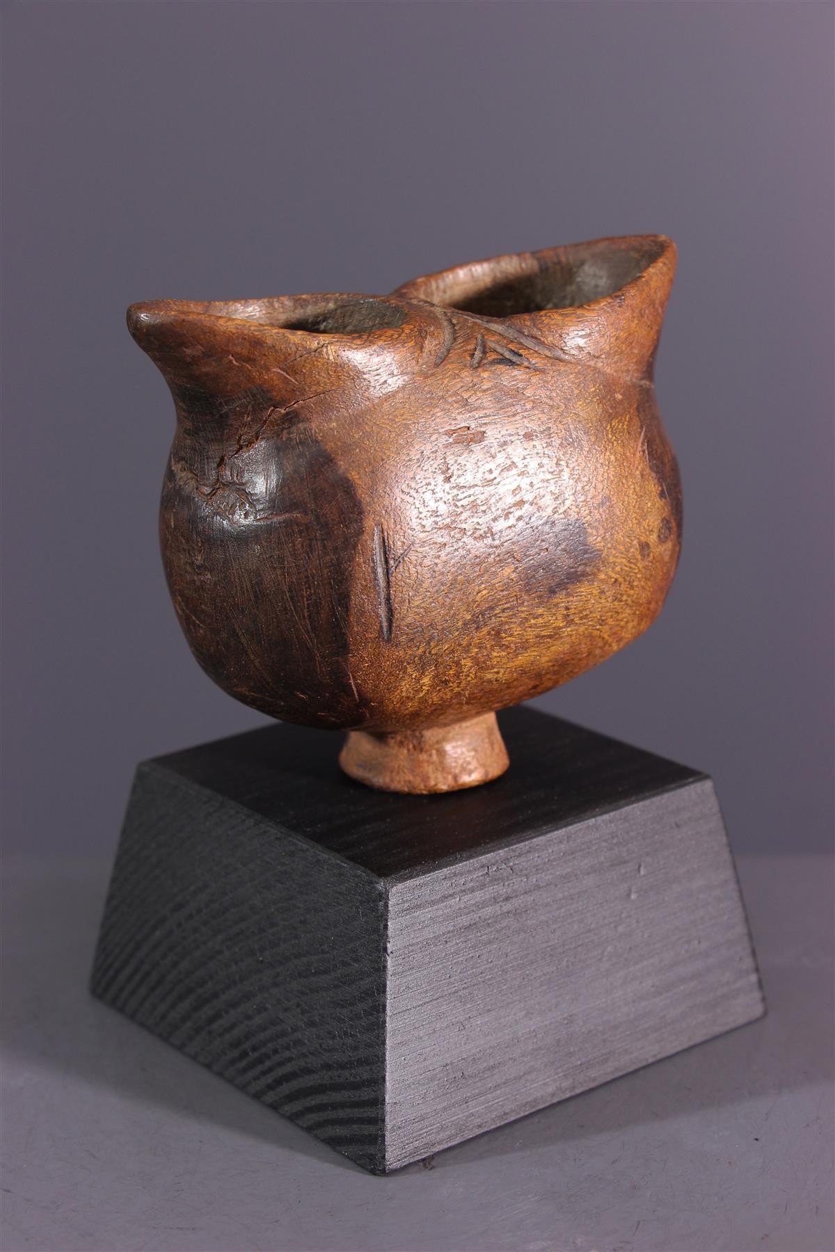 Coupe Suku - Art africain