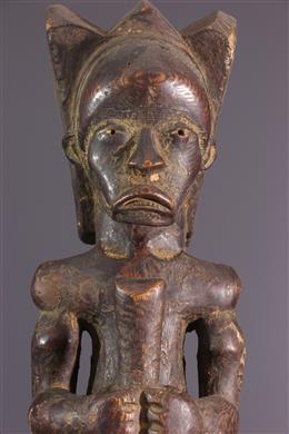 Art africain - Statue de reliquaire Fang Byeri