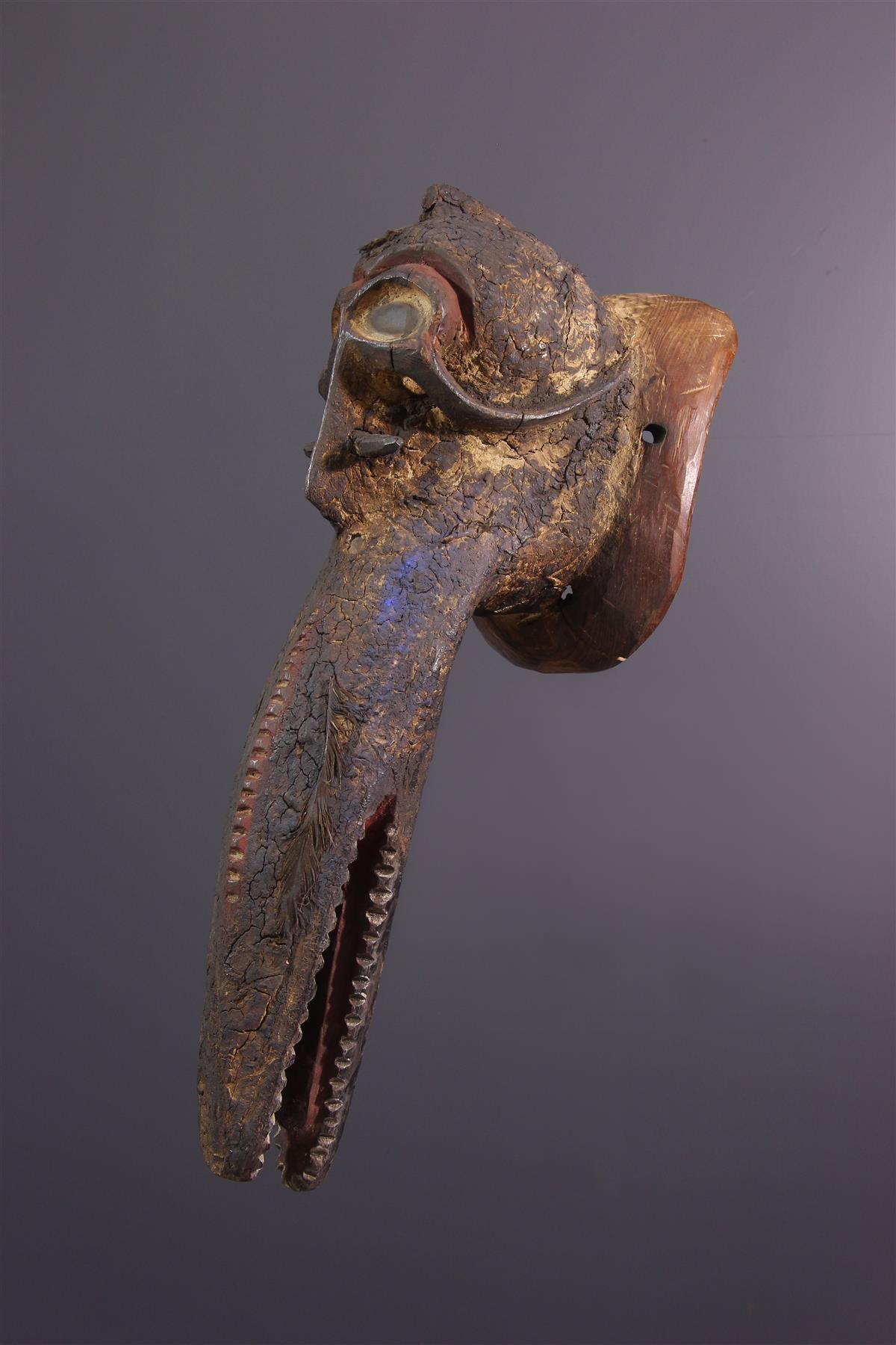 Masque Mumuye - Art africain
