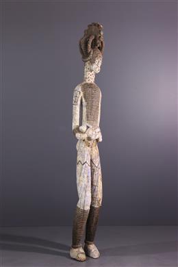 Statue paternité Igbo Alusi
