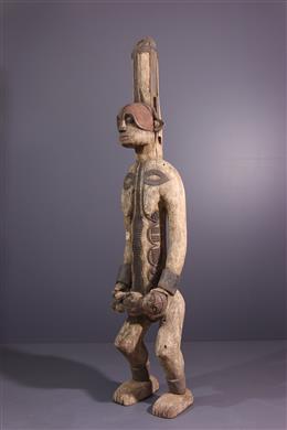 Statue maternité Igbo Alusi