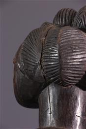 Statues africainesStatue Akyé