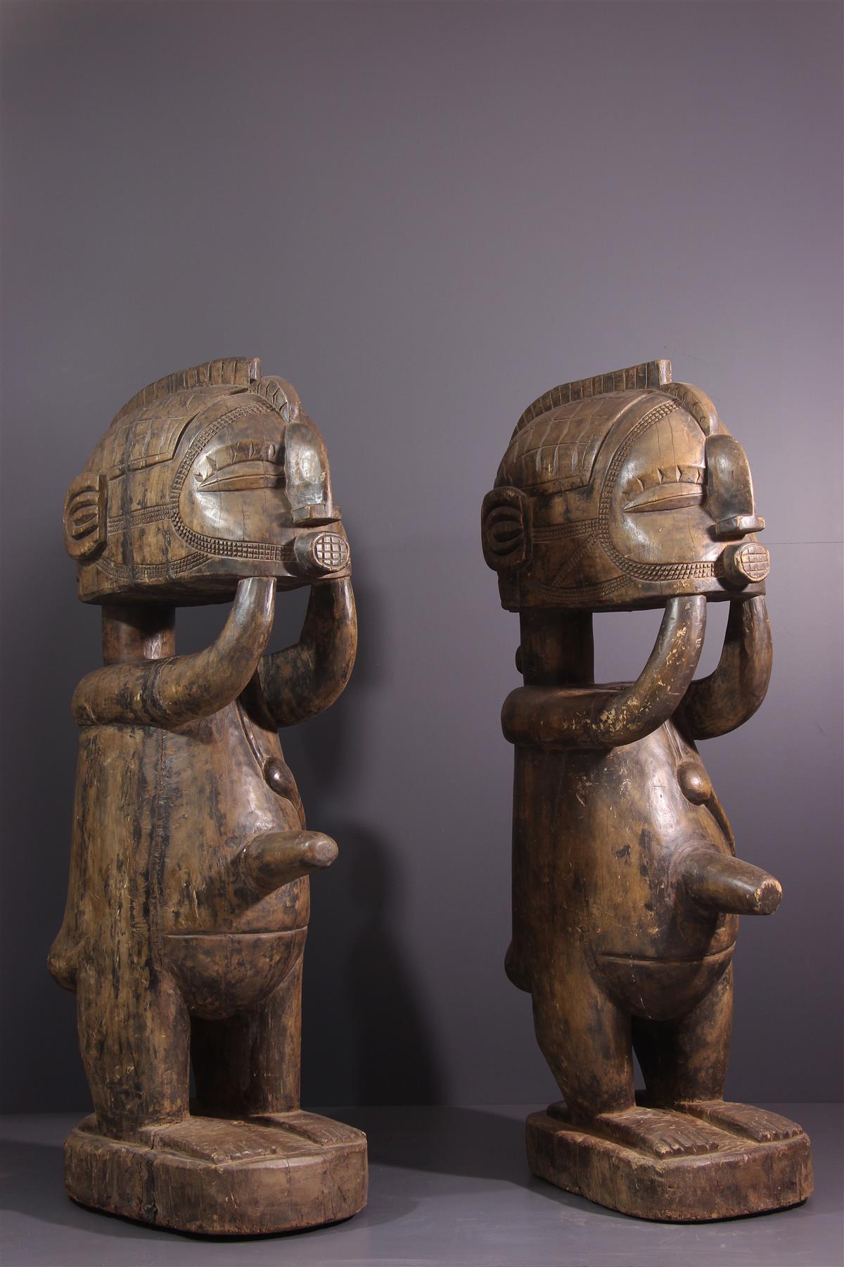 Statues Baga - Art africain