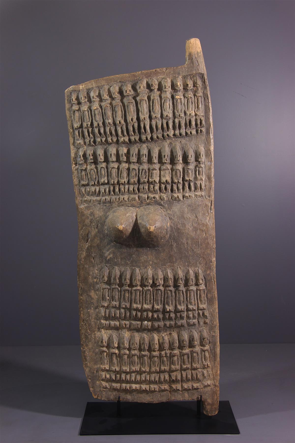 Porte Dogon - Art africain