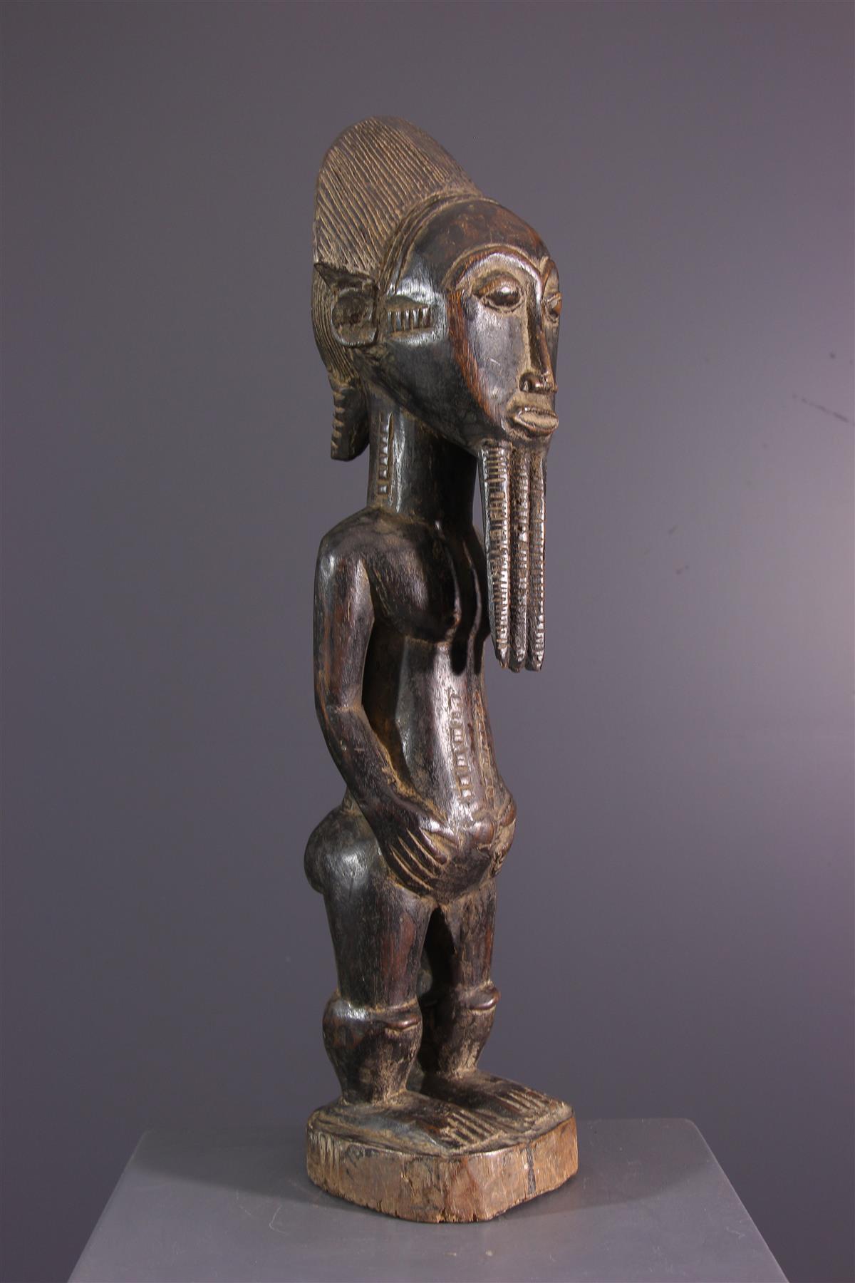 Figure Baule - Art africain