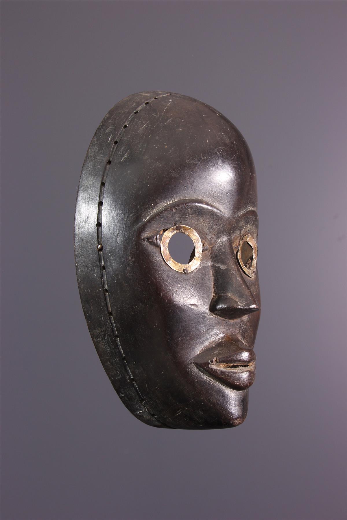 Masque de course - Art africain