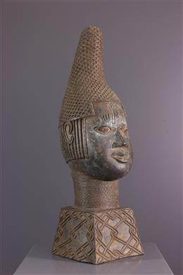 Tête Reine Bénin Uhumnwun elao