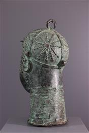 bronze africainTete Bronze