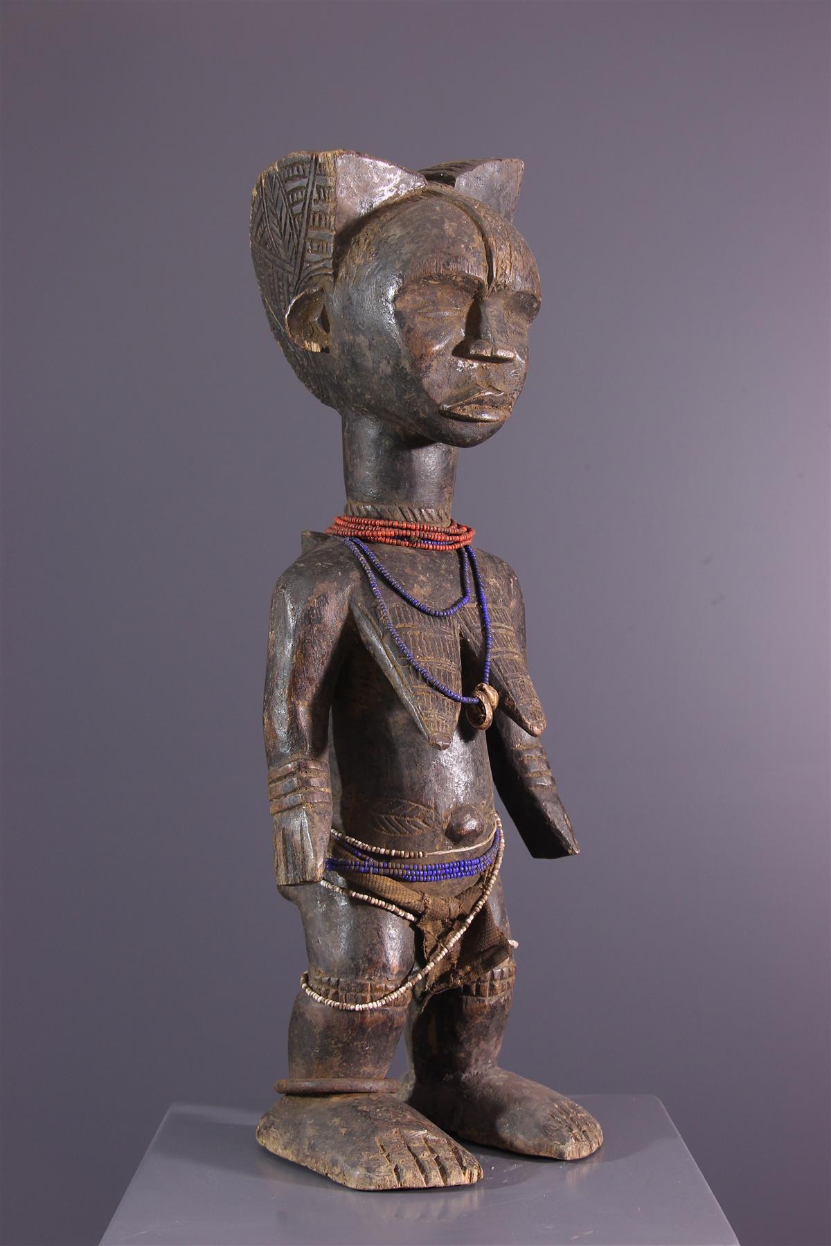 Statue Dan - Art africain