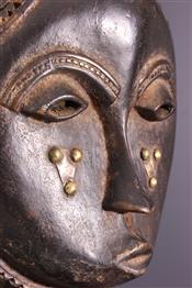 Masque africainMasque Baule Yohoure