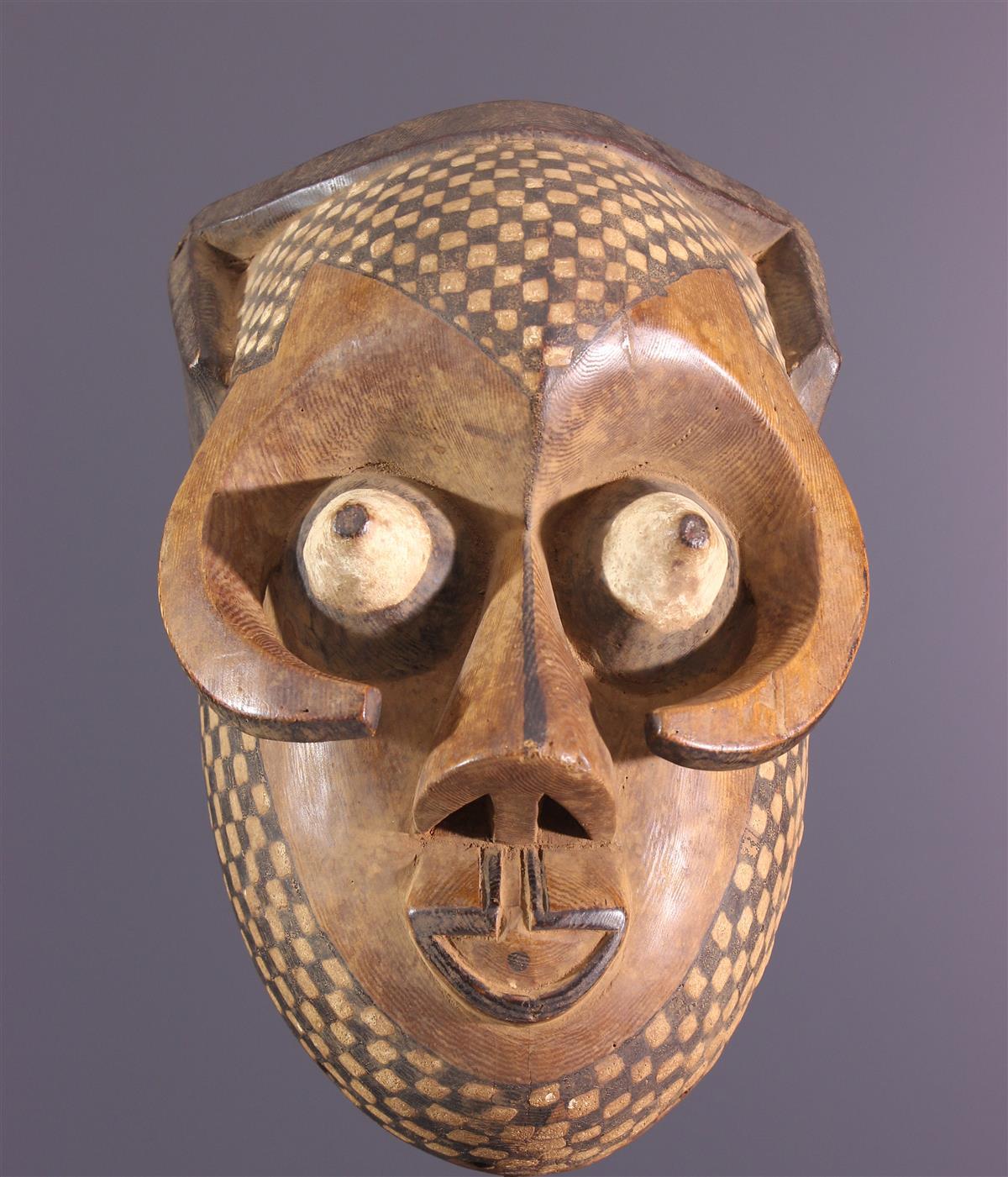 Masque Kuba - Art africain