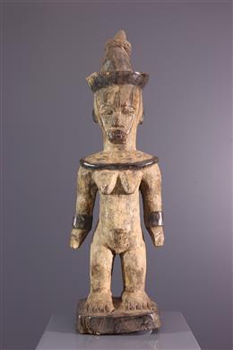 Statue de sanctuaire Igbo