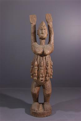 Statue Dogon Tellem