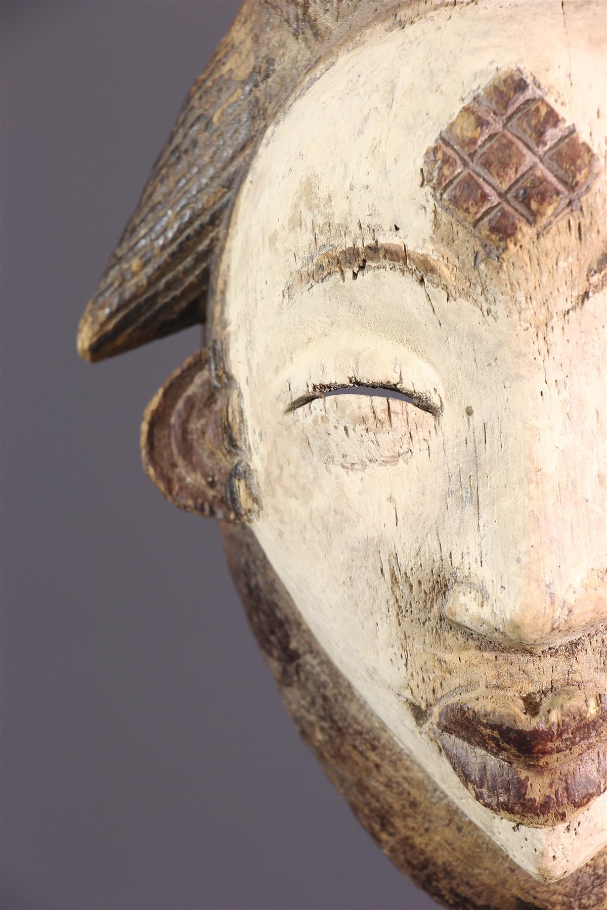 Masque Punu - Art africain
