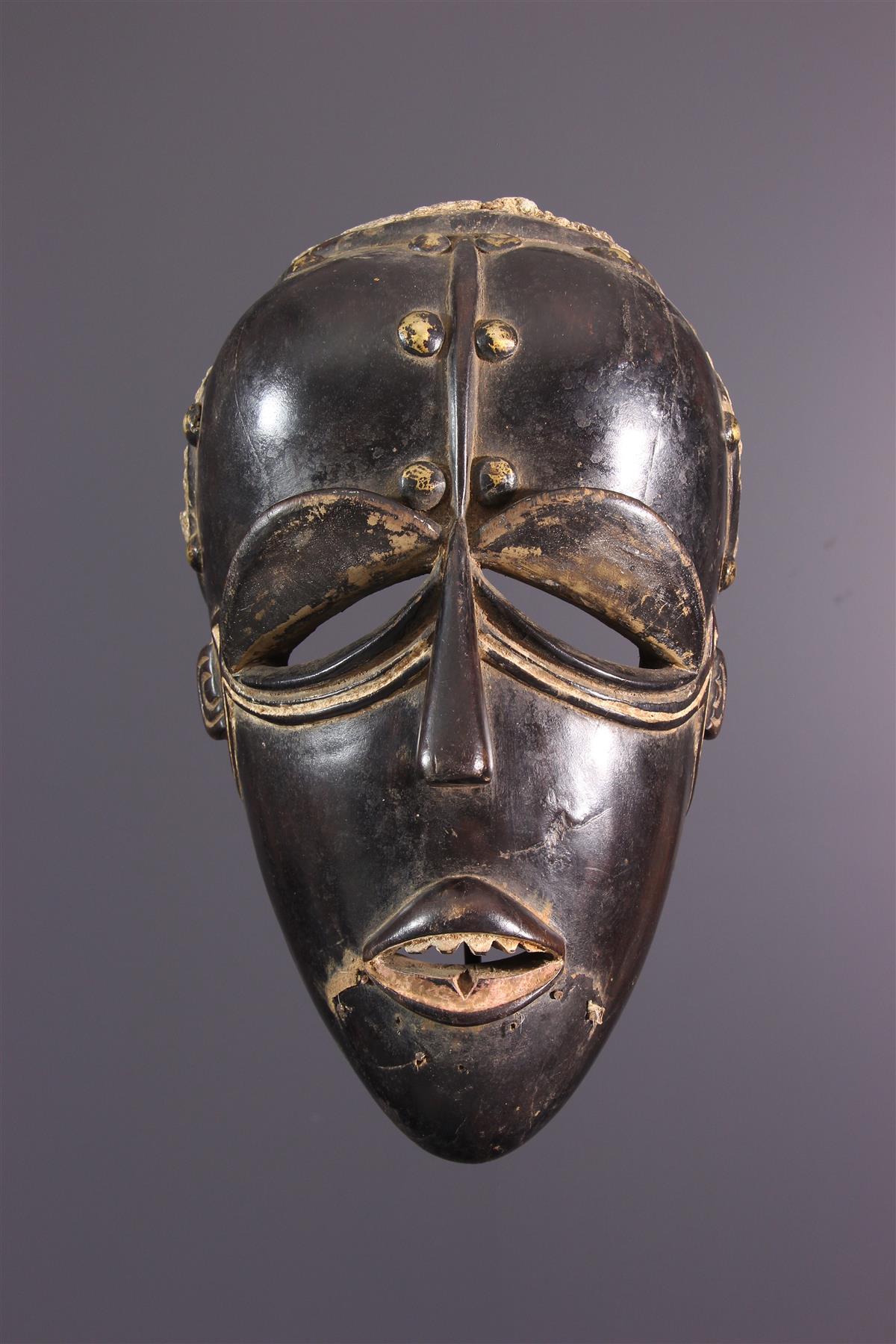Masque Guro - Art africain
