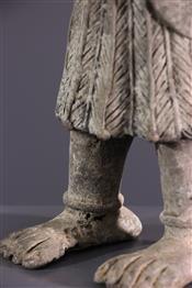 Statues africainesStatue bronze bénin