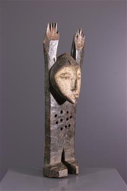 Statuette d initiation Lega Katanda/Kasangala