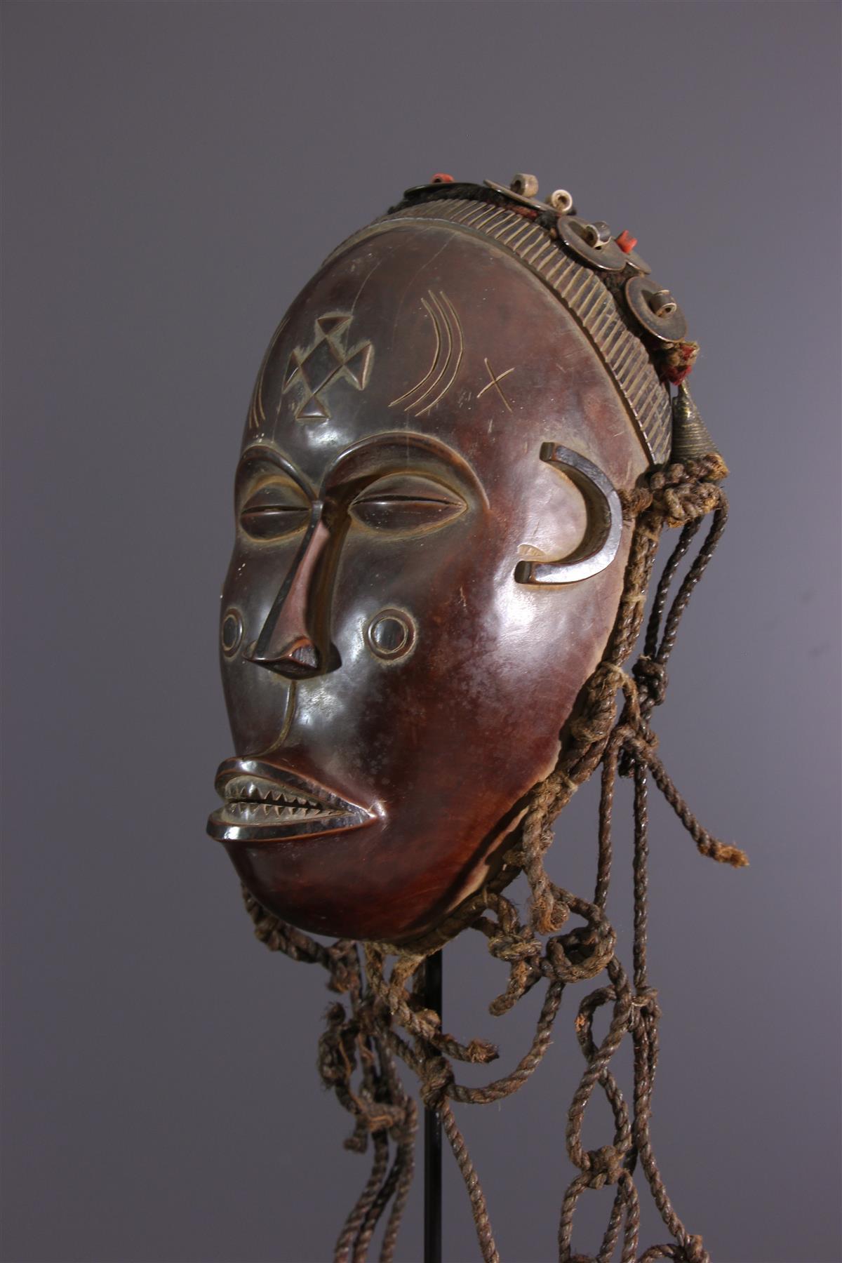 Masque Tshokwe - Art africain