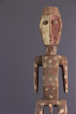 Art africain - Statue Metoko / Lengola