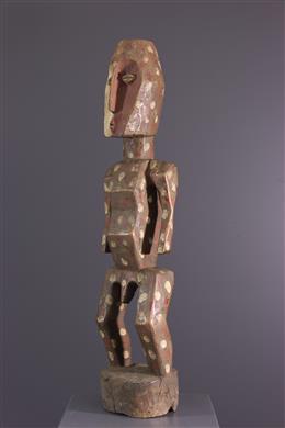 Statue Metoko / Lengola