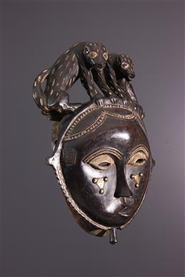 Masque Baoulé / Yaouré Yohoure