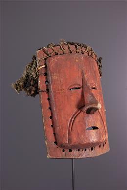 Art africain - Masque Chokwe Katoyo