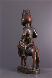 CavalierGuerrier Yoruba