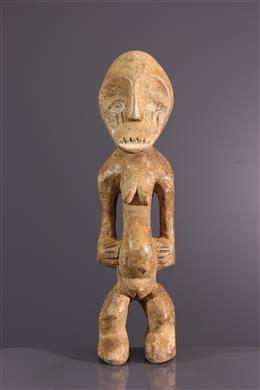 Art africain - Statue Lega Iginga
