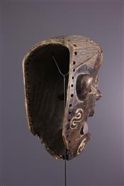 Masque africainMasque Lulua
