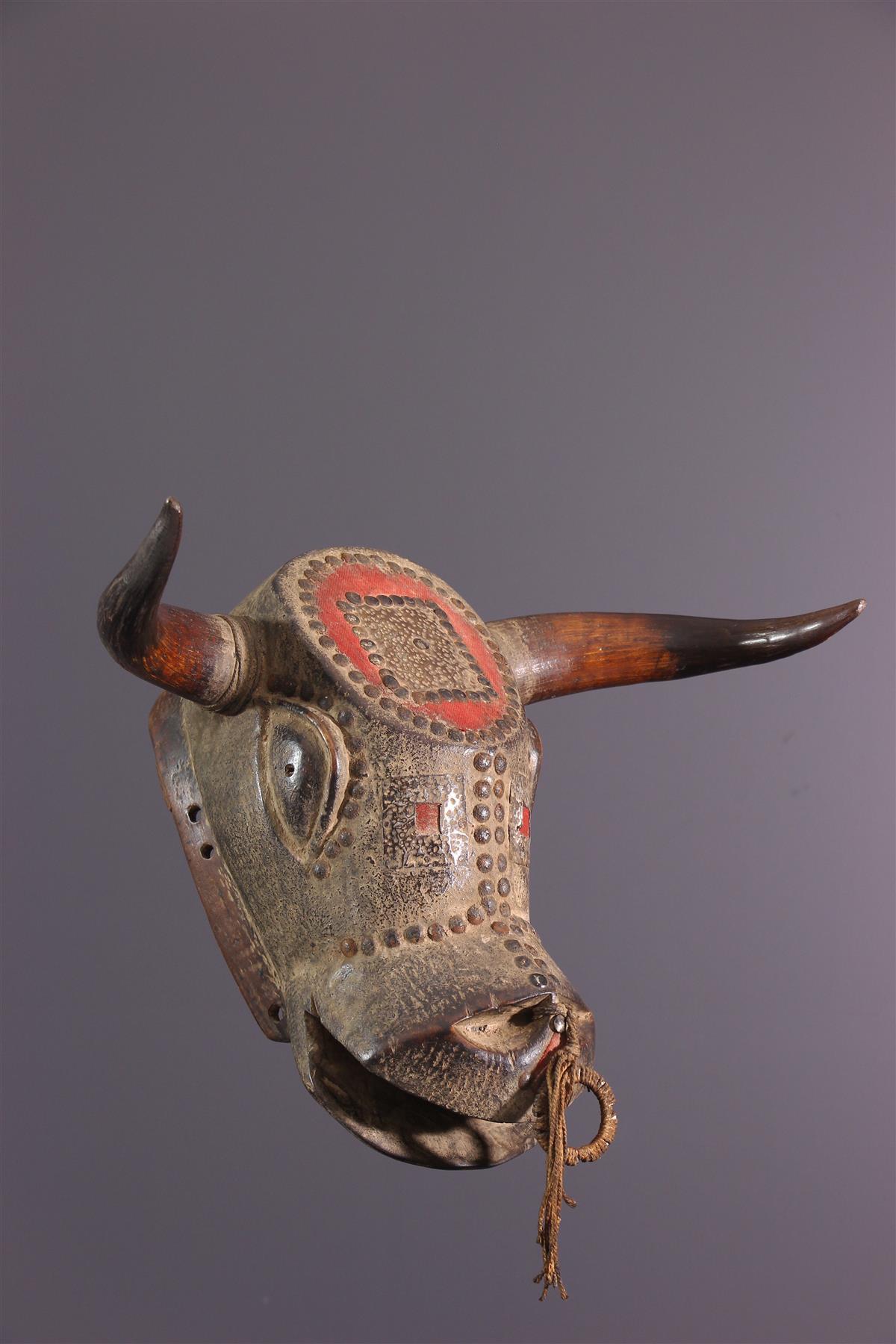 Masque Bidjogo - Art africain