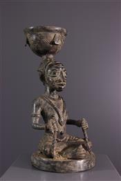 Statues africainesBronze Yoruba