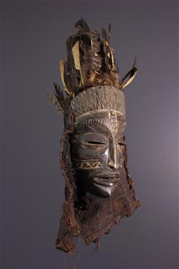 Masque Tschokwe Pwo / Lwena