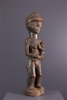 Figure de maternité Mbala Pindi